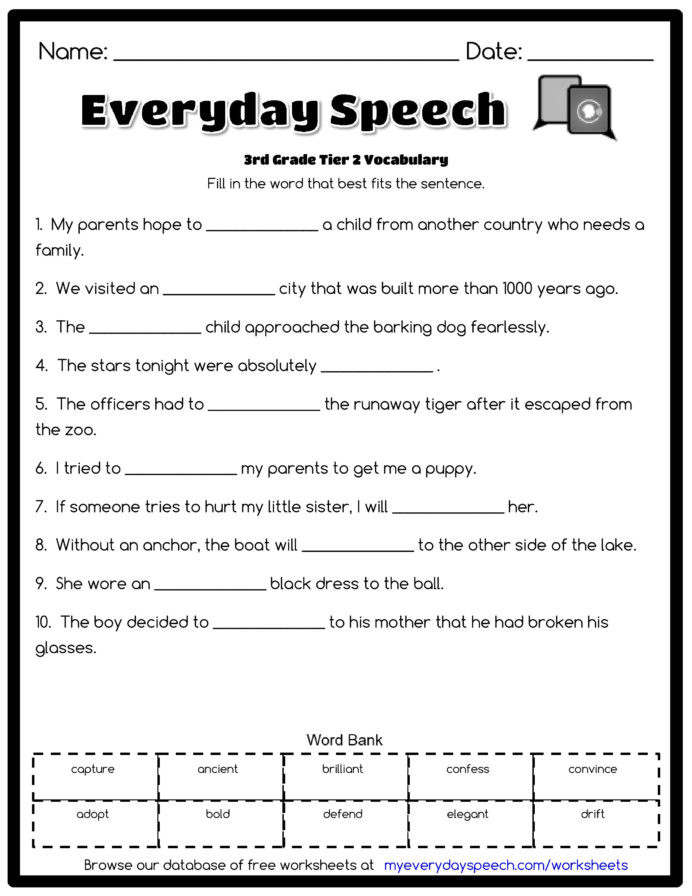 Compare Numbers Worksheet 3rd Grade
