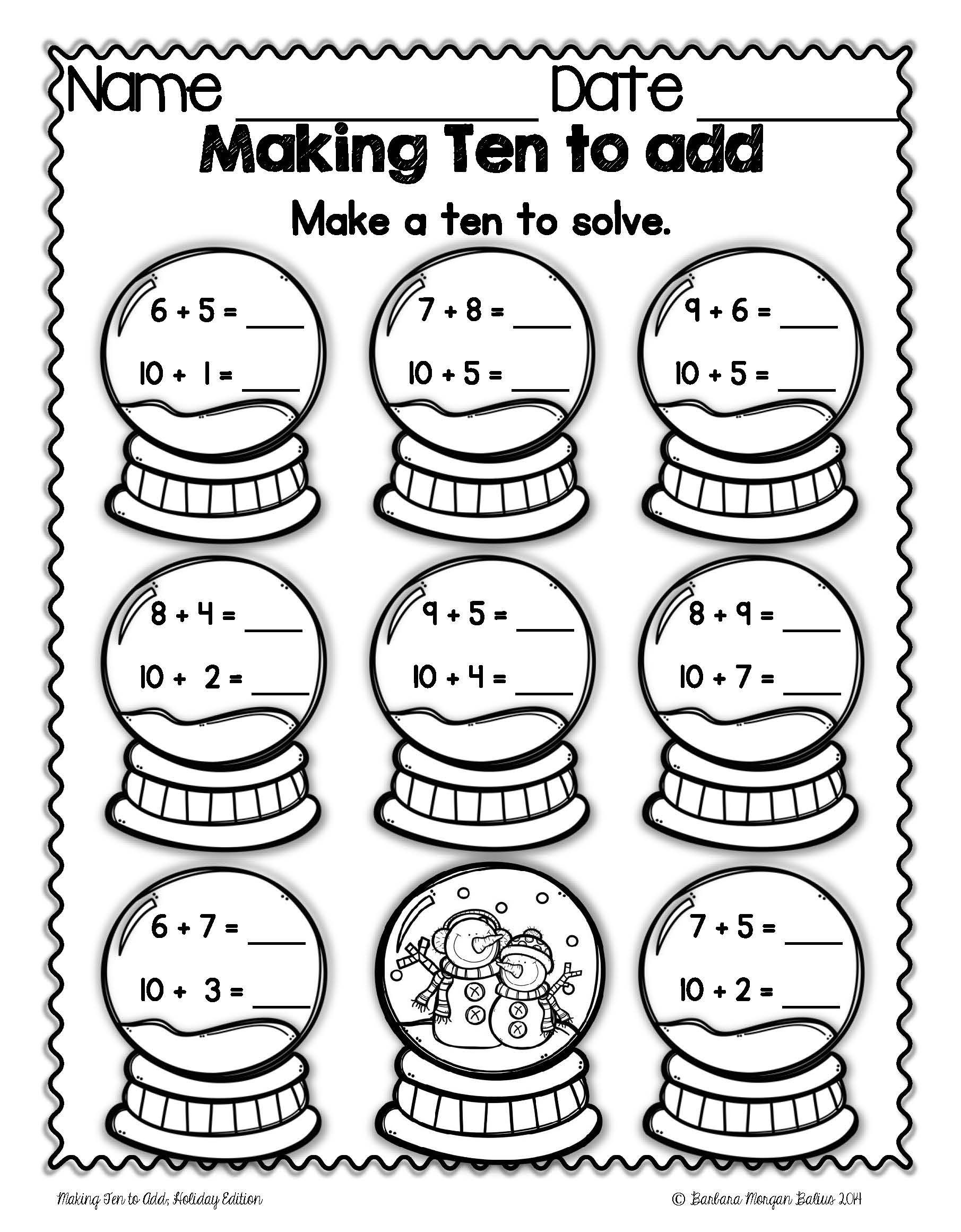 Compatible Numbers 3rd Grade Worksheets