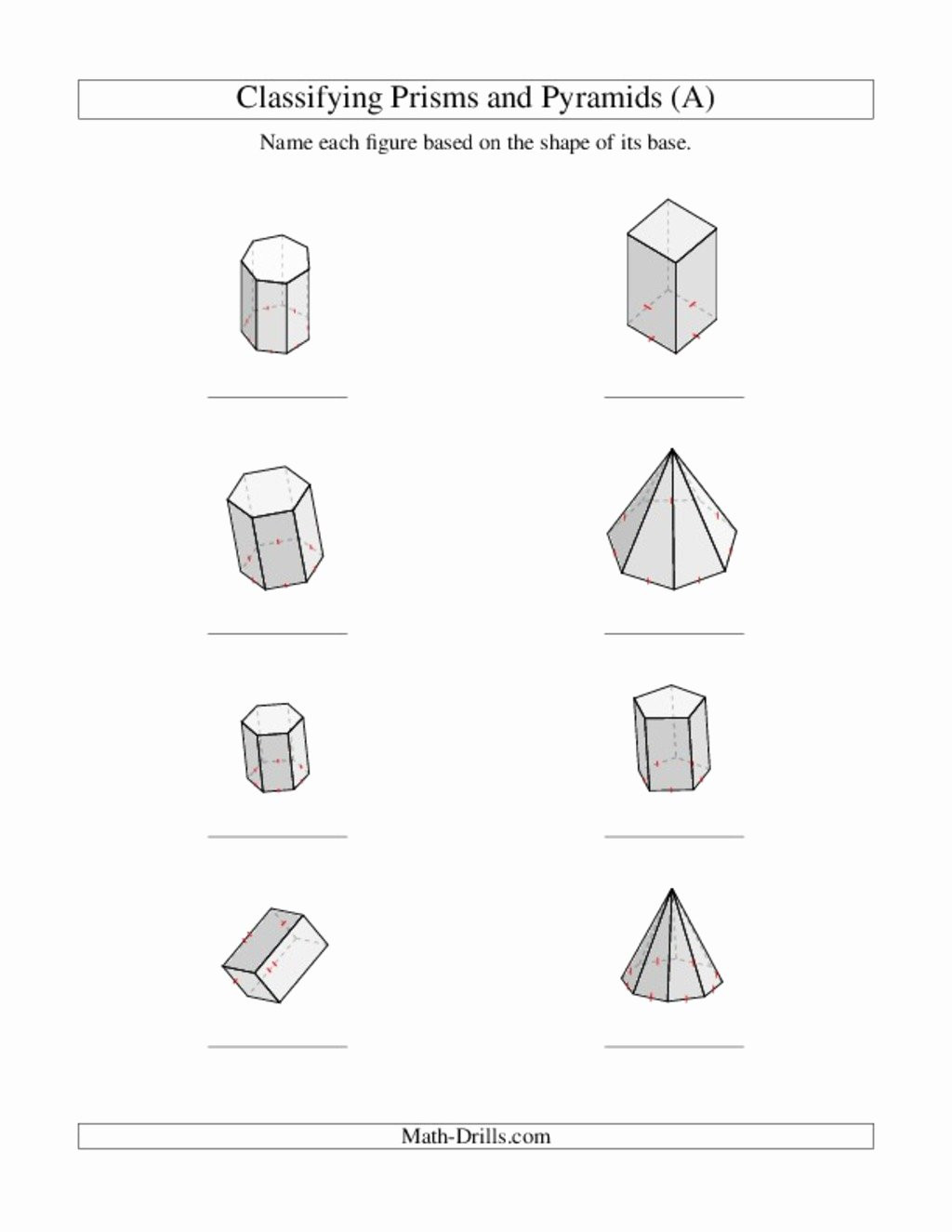 Cross Sections Worksheet 7th Grade Fresh solid Figures
