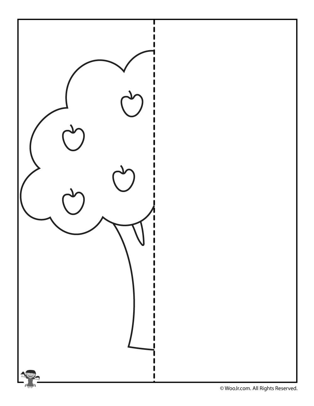 Finish the Drawing Worksheet
