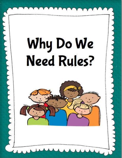 Rules and Laws Worksheets