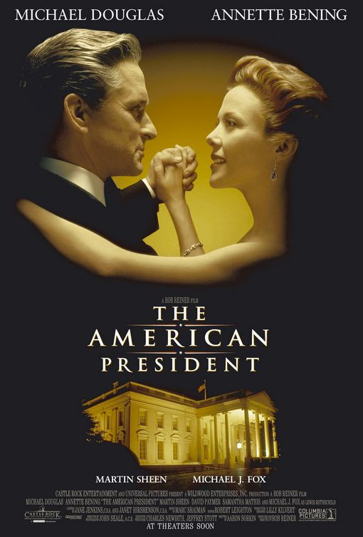 THE AMERICAN PRESIDENT Movieguide