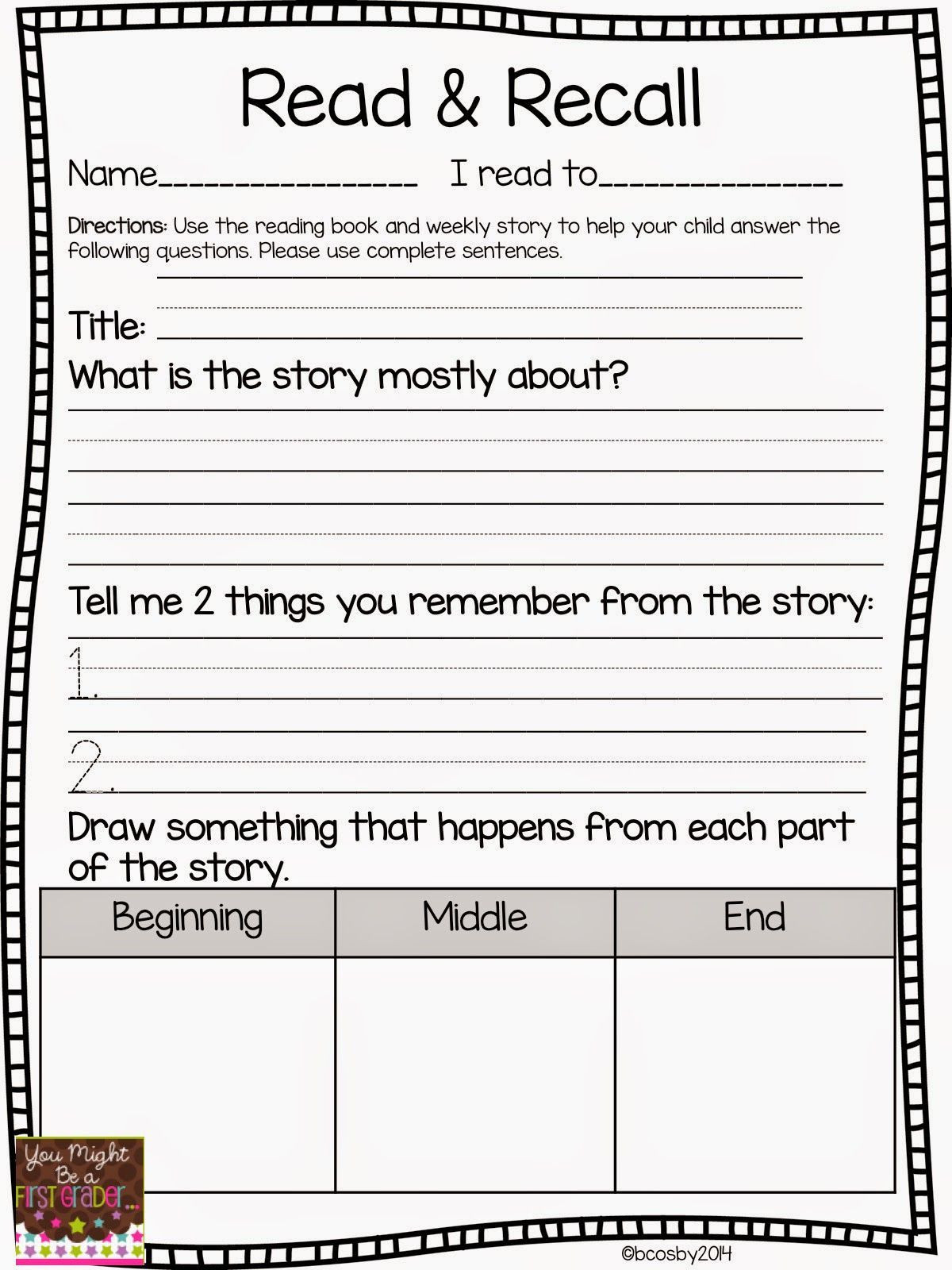 Wilson Reading System Worksheets
